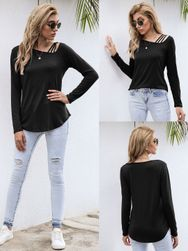 Ženska bluza dugih rukava BR_CZFZ00678
