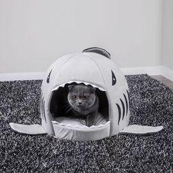 Brlog za mačke Sharky