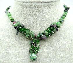 Ženska ogrlica HJ4