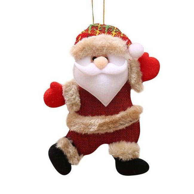 Vánoční ozdoba CH01 1