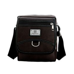 Pánská taška přes rameno - 2 barvy