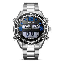 Pánské hodinky SINOBI s více funkcemi