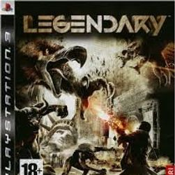 Игра (PS3) Legendary