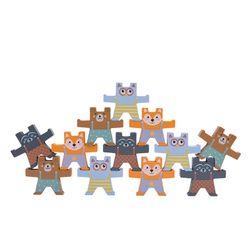 Dřevěná hračka Bear