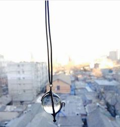 Ожерелье с кулоном Misty