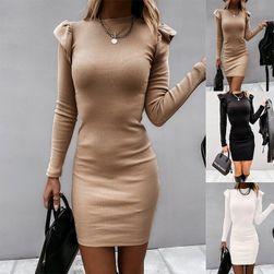 Ženska pletena haljina EA_629269444632