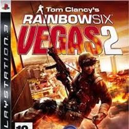 Игра (PS3) Tom Clancys Rainbow Six: Vegas 2