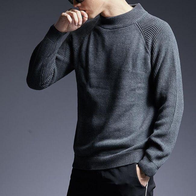 Męski sweter Tell 1