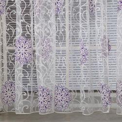 Zavesa sa motivima mandale - 3 boje