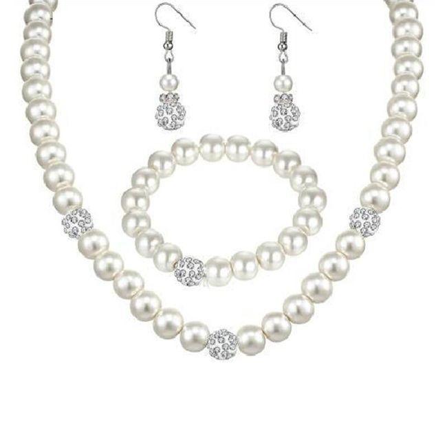 Komplet biżuterii B01741 1