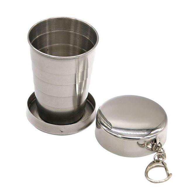 Skládací nádoba na jídlo a pití 1