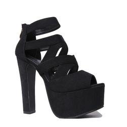 Dámské boty na podpatku Clarie