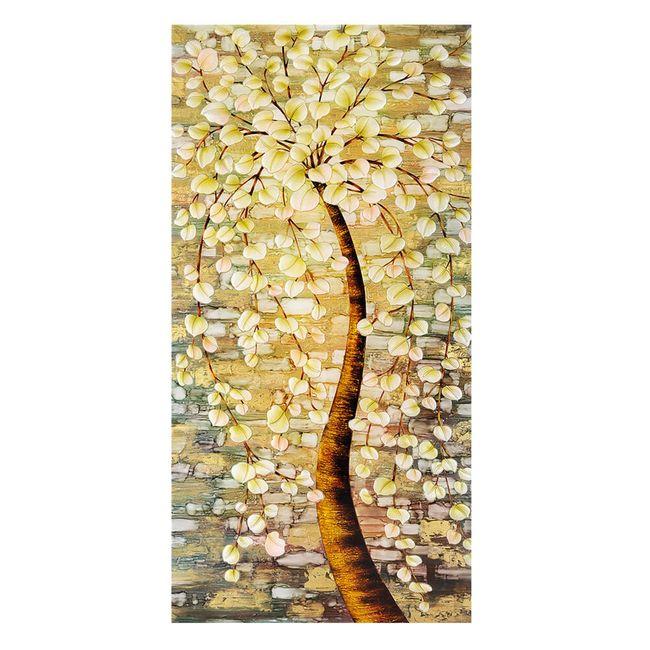 Алмазная мозаика- Дерево  1