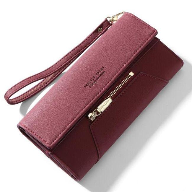 Damski portfel B01818 1