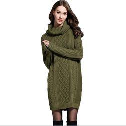 Женское вязаное платье Nania