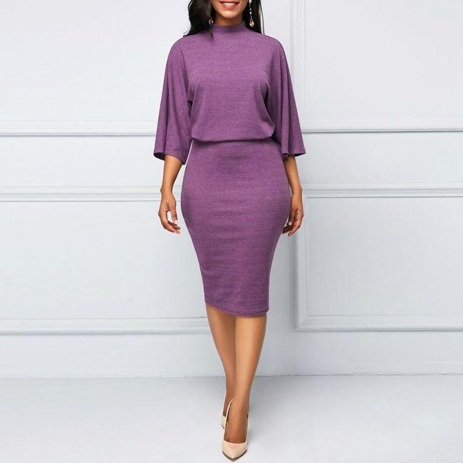 Damska sukienka TF9318 1