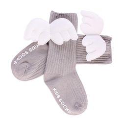 Dětské ponožky s křidýlky - různé barvy