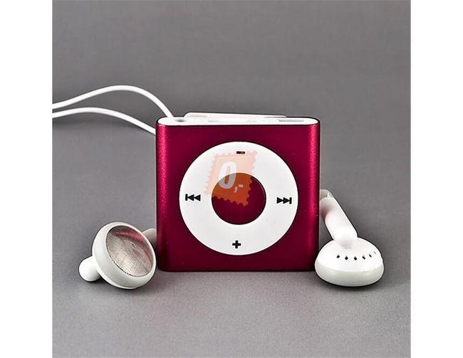 MP3 přehrávač na microSD - 5 barev 1