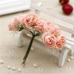 Veštačko cveće za dekoraciju - 12 kom