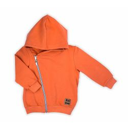 Csecsemő kapucnis pulóver RW_mikina-nicol-fox-club