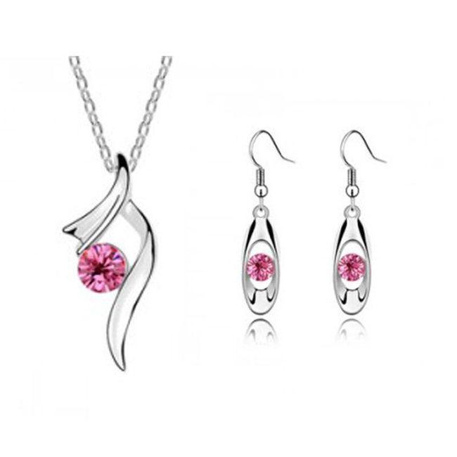 Komplet biżuterii TN1045 1