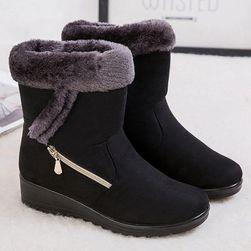 Bayan kışlık ayakkabı Ali