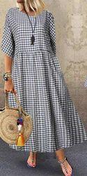 Ženska maksi haljina Virenna