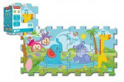 "Penové puzzle Fisher Price Baby 31x32cm 8ks v sáčku "" RM_89061361"