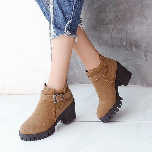 Bayan bot ayakkabı Jazmina 1