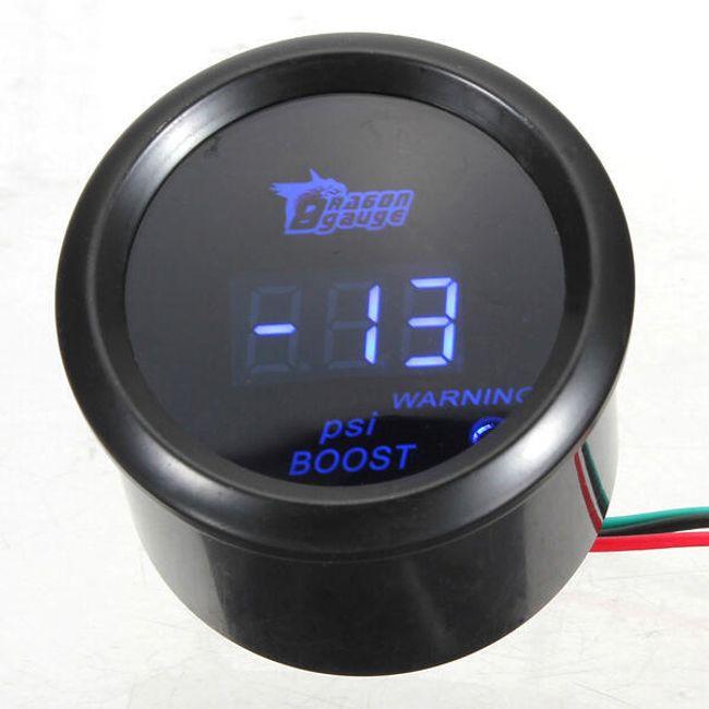Digitális turbó nyomásmérő 1