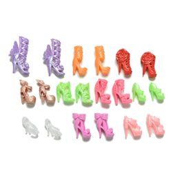 10 pari cipela za Barbie lutku