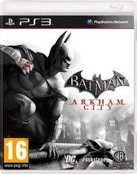 Hra (PS3) Batman: Arkham City
