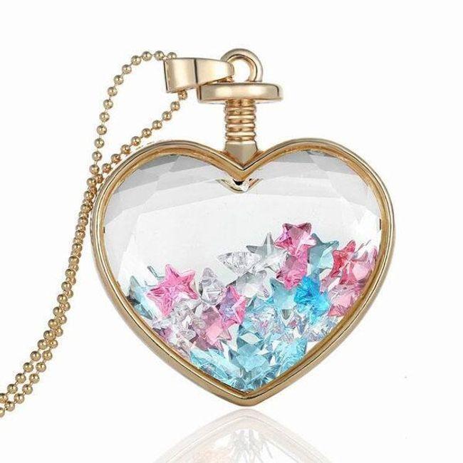 Ogrlica srce 1