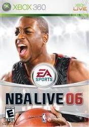 Game (Xbox 360) NBA Live 06
