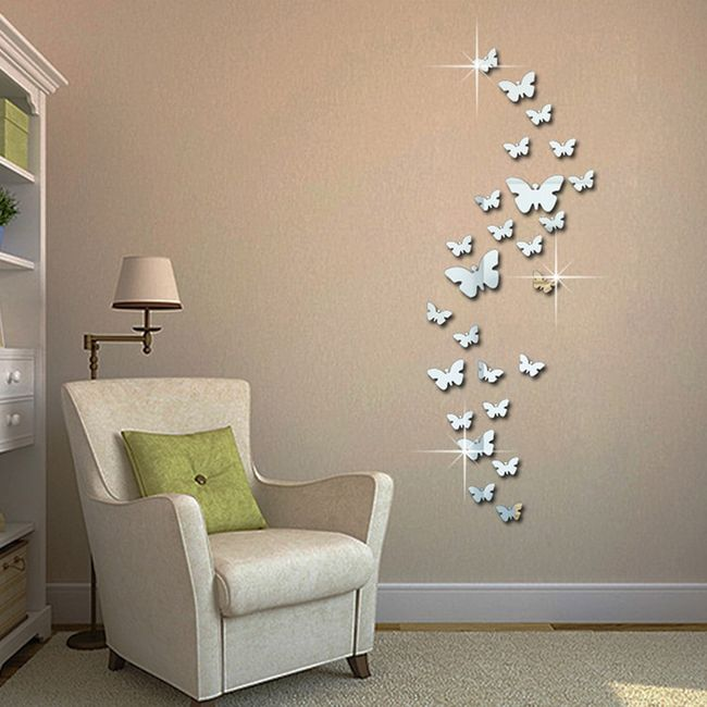 3D nalepnica za zid MK273 1