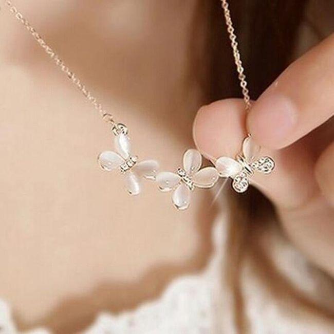Dámský náhrdelník B121 1
