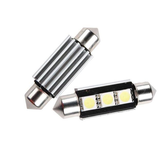 İç mekan için beyaz LED ampul 1