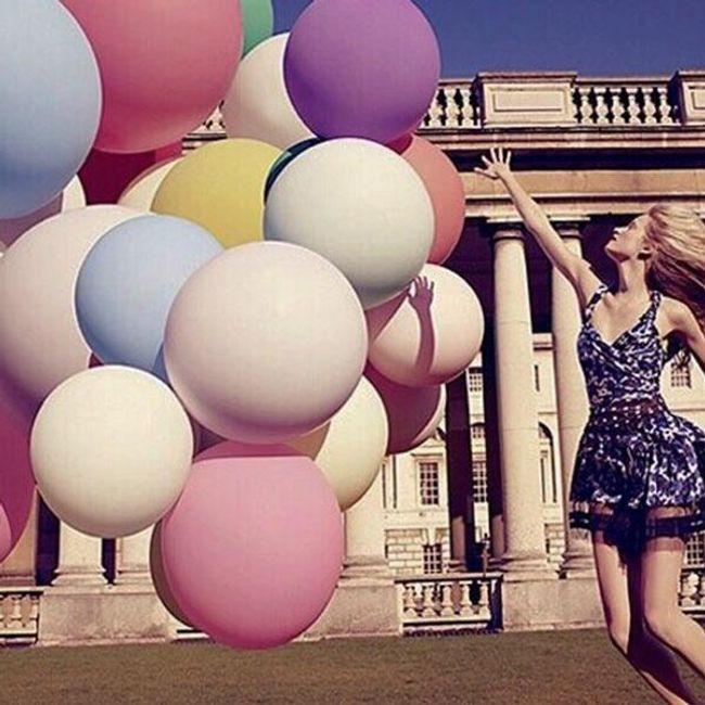 Nagy latex ballon 1
