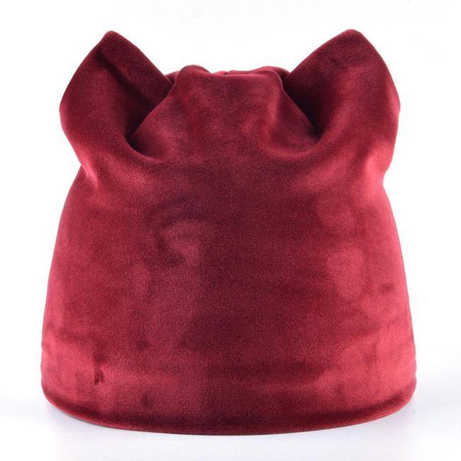 Dámská čepice Cattie 1