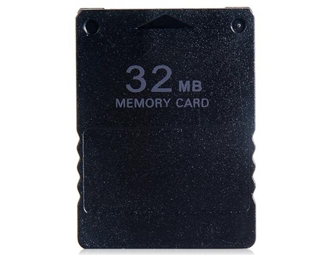 Paměťová karta 32 MB pro PS2 1