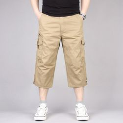 Muške pantalone od tri četvrtine Rhys
