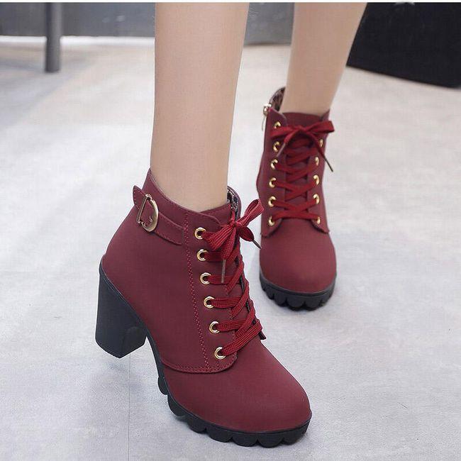 Cipele na petu Chrystal 1