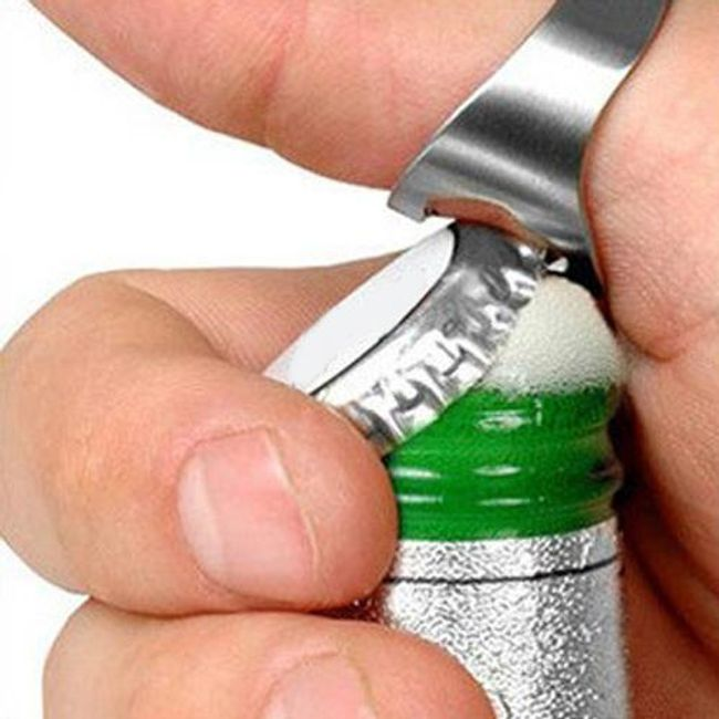 Otvírák na prst, 2 kusy - 2 rozměry 1