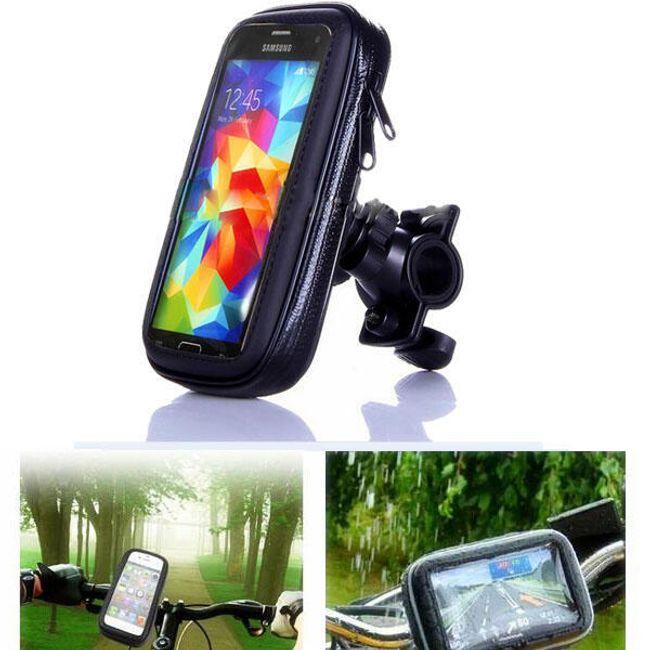 Дръжка с калъф за Samsung за велосипед 1