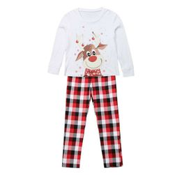 Novogodišnja pidžama Rollines