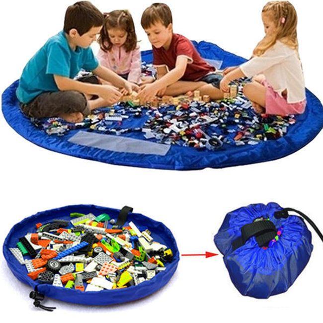 Zložljiva torba za igrače 1