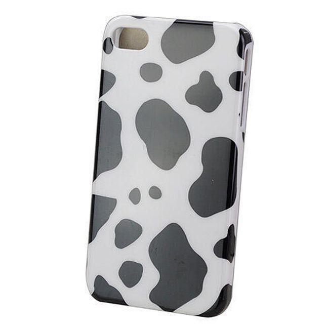 Plastový ochranný kryt na iPhone 4 a 4S - motiv dalmatin 1