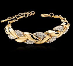 Женский браслет-цепочка