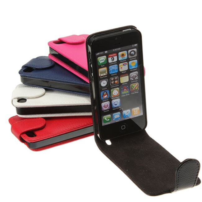Ochranné pouzdro pro iPhone 5 - na výběr z 5 barev 1