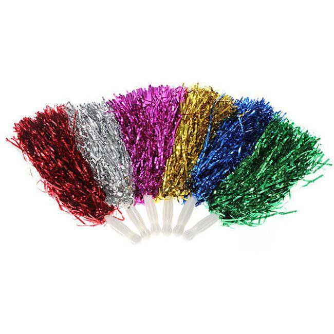 Roztleskávací třásně v 6 barvách - 1 ks 1